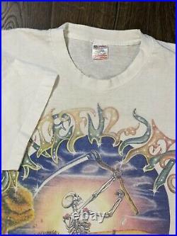 Vintage 1992 Grateful Dead Fall Tour Single Stitch T Shirt XL