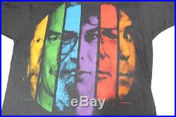 Vintage 1993 The Grateful Dead Summer Tour Shirt T-Shirt Dead Head Jerry Garcia