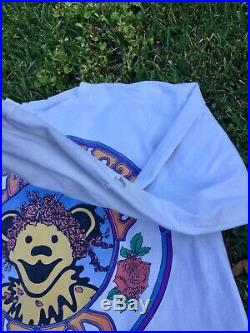 Vintage 1994 Grateful Dead Longsleeve Tee Shirt