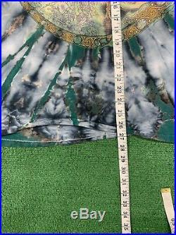 Vintage 1995 Grateful Dead DEADICATED Mikio Kennedy SHIRT Rare Size M/L