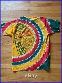 Vintage 1996 Lithuania Grateful Dead T-shirt X-Large
