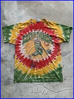 Vintage 1996 grateful dead lithuania shirt