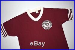 Vintage 80s Grateful Dead T-Shirt Rare Jersey Medium Rock Tour 2 Sided Tee Mint