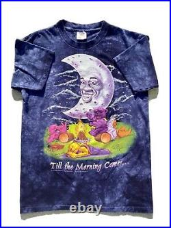 Vintage 90s-1995 Grateful Dead Till the Morning Comes Band T-Shirt-L