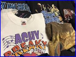 Vintage Band T Shirt LOT 25 Tees Vintage/Modern Mix Grateful Dead Me Hammer 90's