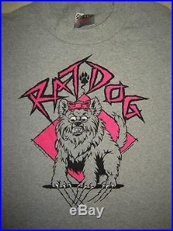 Vintage Concert T-shirt RATDOG BOB WEIR GRATEFUL DEAD 95NEVER WORN NEVER WASHED