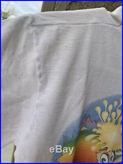 Vintage Grateful Dead 1972 Shirt Allman Traffic 13th Elevators Stanley Mouse