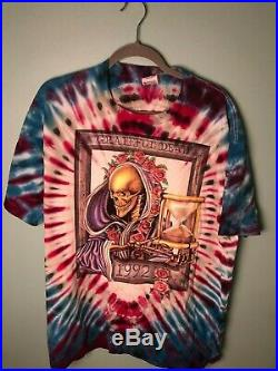 Vintage Grateful Dead 1992 New Years Eve T Shirt