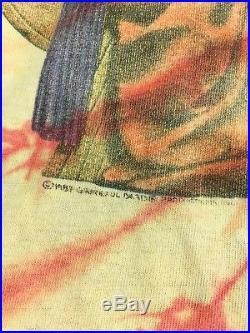 Vintage Grateful Dead 80s Tee Dead Head T Shirt Blues For Allah 1987 VTG Shirt