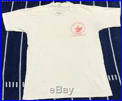 Vintage Grateful Dead California Shirt 80s 1986 Ventura Aoxomoxoa Rick Griffin