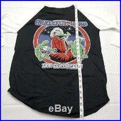 Vintage Grateful Dead Concert 1983 T-Shirt Large Single Stitch Never Worn #1