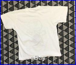 Vintage Grateful Dead Cosmic Charlie Brown Peanuts T Shirt Concert Band Tour 90s
