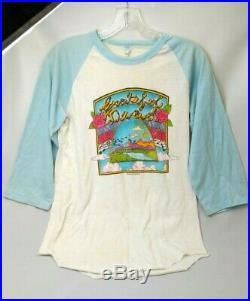 Vintage Grateful Dead Fall Tour'82 3/4 Sleeve Shirt