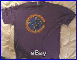 Vintage Grateful Dead Santa Fe Downs 1983 T shirt XL