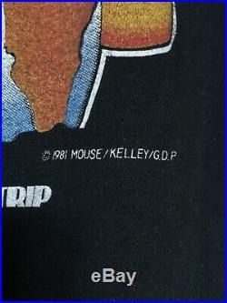 Vintage Grateful Dead Shirt 1981