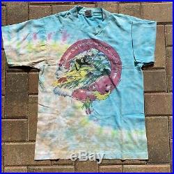 Vintage Grateful Dead Shirt 1990 Size Medium