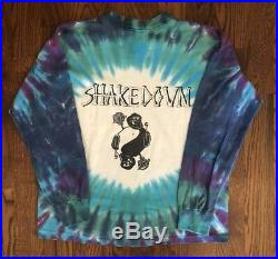 Vintage Grateful Dead Shirt Lot Shirt Tie Dye Long Sleeve Large