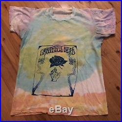 Vintage Grateful Dead Shirt Lot Tee 70s 80s Garcia Music Band The Dye RARE