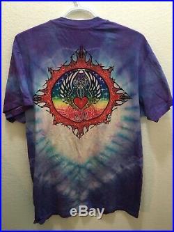 Vintage Grateful Dead Shirt Mikio Kennedy XL NOS