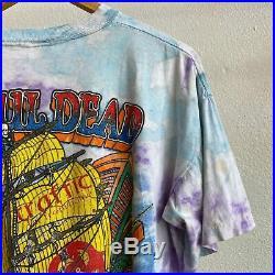 Vintage Grateful Dead Summer'94 Tour Tee Size XL Boxy