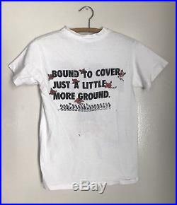 Vintage Grateful Dead T Shirt Air Jerry Rare 1988 J. Levine Parking Lot Art Sm