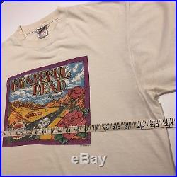 Vintage Grateful Dead T-shirt Shane Grogg 1994 Summer Tour Rock Band 80s 90s