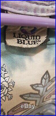 Vintage Grateful Dead T-shirt XL Snowboard Bear Ski 1994 Psychedelic Tie Dye OG