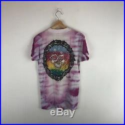 Vintage Grateful Dead Tie Dye Mikio Kennedy Shirt The Dead Tour