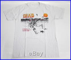 Vintage Grateful Dead Ventura Beach July 30 31 1983 Promo Short Sleeve Shirt M
