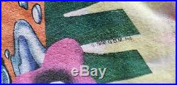 Vintage Jerry Garcia Band Concert Hawaii 90 T-Shirt SUPER RARE XL