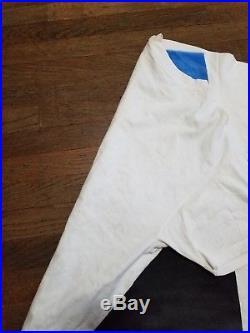 Vintage Jerry Garcia Face T-Shirt All Over Grateful Dead 90s Hair Men's XL