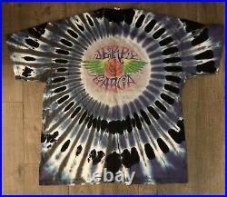 Vintage Jerry Garcia/Grateful Dead Shirt-Sun Dog