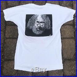 Vintage NEW Deadstock 1988 Grateful Dead Dead Card Tee T Shirt Jerry Garcia XL