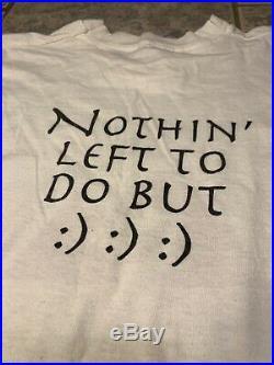 Vintage grateful dead Lot shirt Jerry Garcia 1993 Online