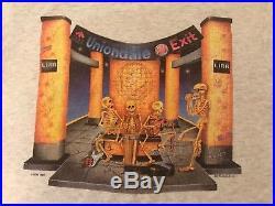 Vtg 1994 Grateful Dead Nassau Coliseum Long Island NY Concert Tour T-Shirt Large