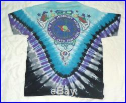 Vtg 90s Grateful Dead 1990/91 New Year's Eve T-Shirt XL VINTAGE Original RARE
