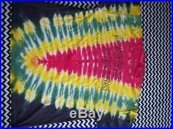 Vtg GRATEFUL DEAD tour shirt-1995-XXL-bob weir-phish-jefferson airplane-lp-cd