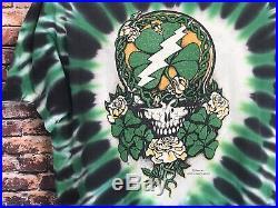 Vtg Grateful Dead Spring Your 1992 Philadelphia Not Fade Away Size Xl T-shirt