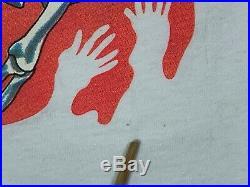 XXL vtg 90s 1992 LITHUANIA grateful dead t shirt 9.157 olympic basketball